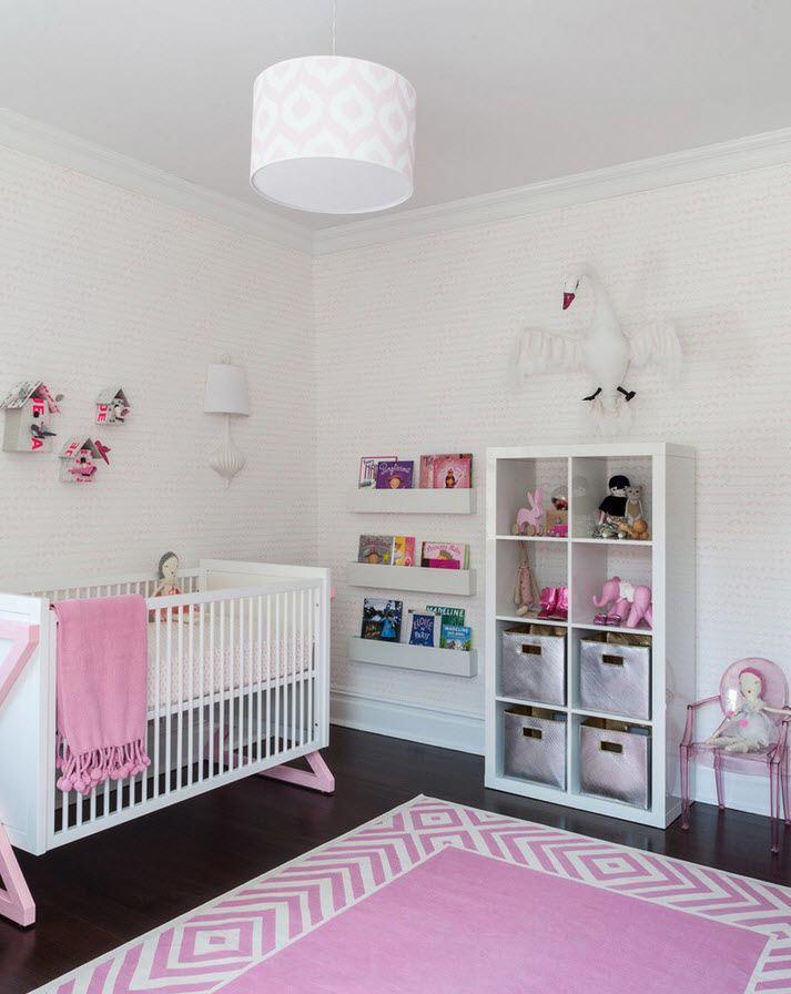 almacenaje decoracion cuatos bebe - Habitacion Bebe Nia