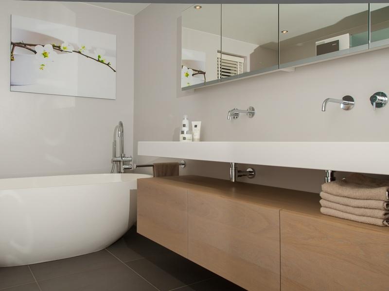 baños pequeños muebles