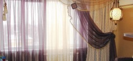 Las cortinas para ventanas y su protagonismo
