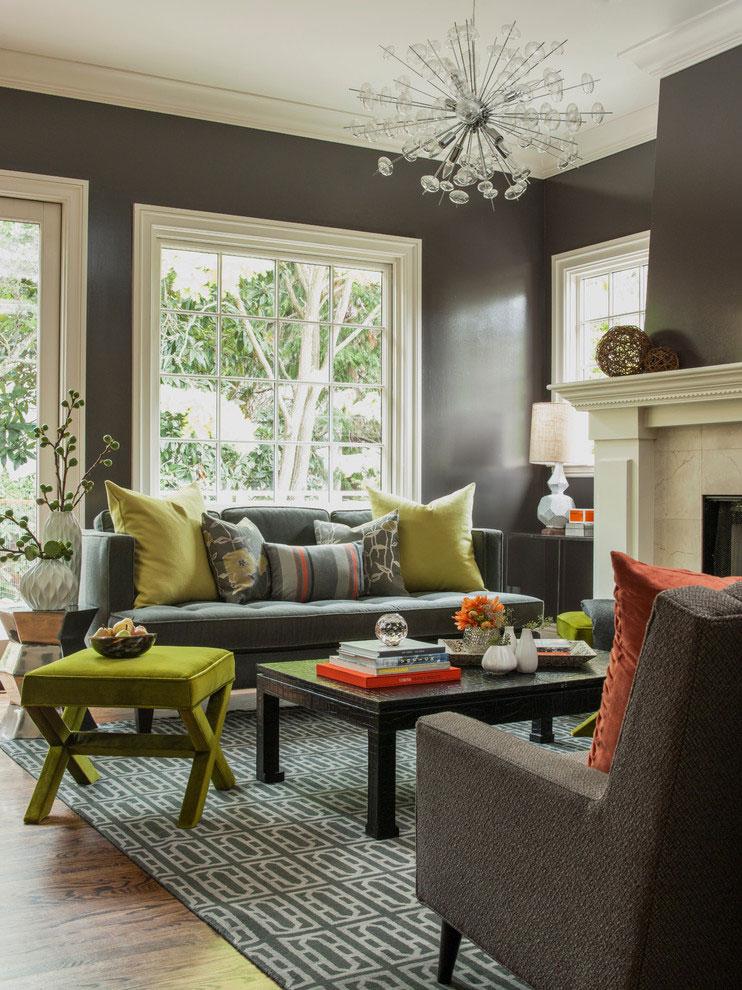 colores decoracion salones