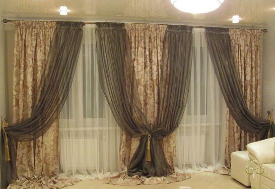 cortinajes estilo clasico