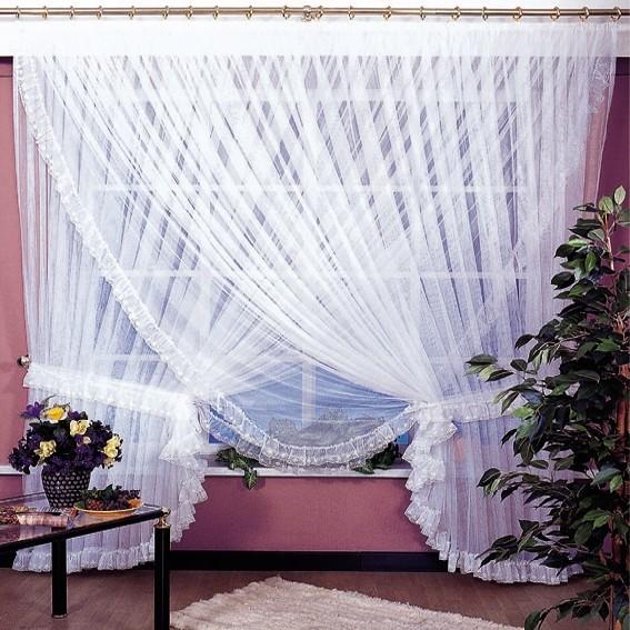 cortinas blancas originales