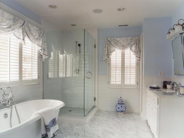 cortinas decoracion baños