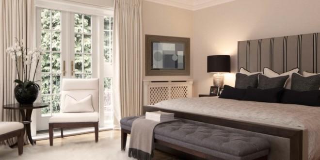 Cortinas dormitorios decoracion hoy lowcost - Decoracion cortinas dormitorio ...