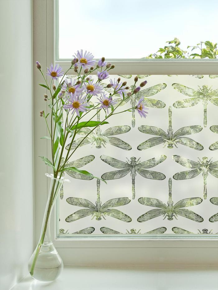 cortinas para cristales