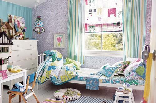 Cortinas para dormitorios juveniles hoy lowcost for Cortinas para dormitorios juveniles