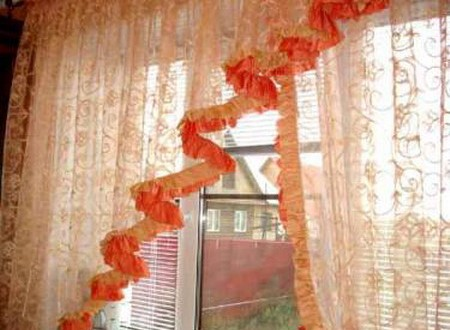 Cortinas ultimas tendencias hoy lowcost - Cortinas 2016 tendencias ...