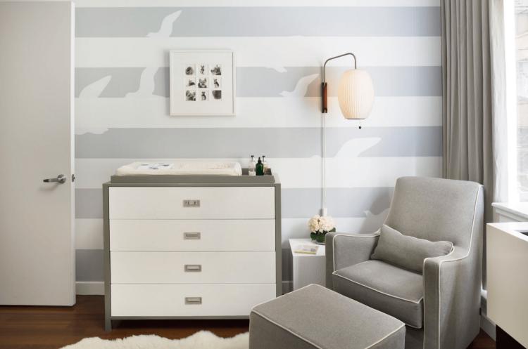 Decorar habitaci n beb ltimas tendencias hoy lowcost for Cuarto color gris