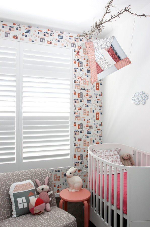 decoracion bebes modernas