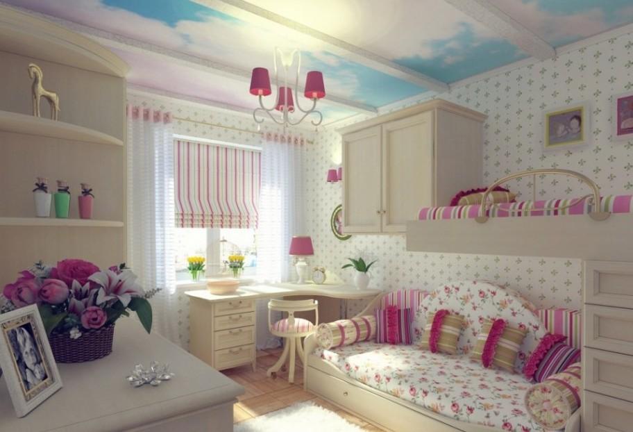 Cortinas para ventanas y su protagonismo hoy lowcost for Cortinas para dormitorios juveniles