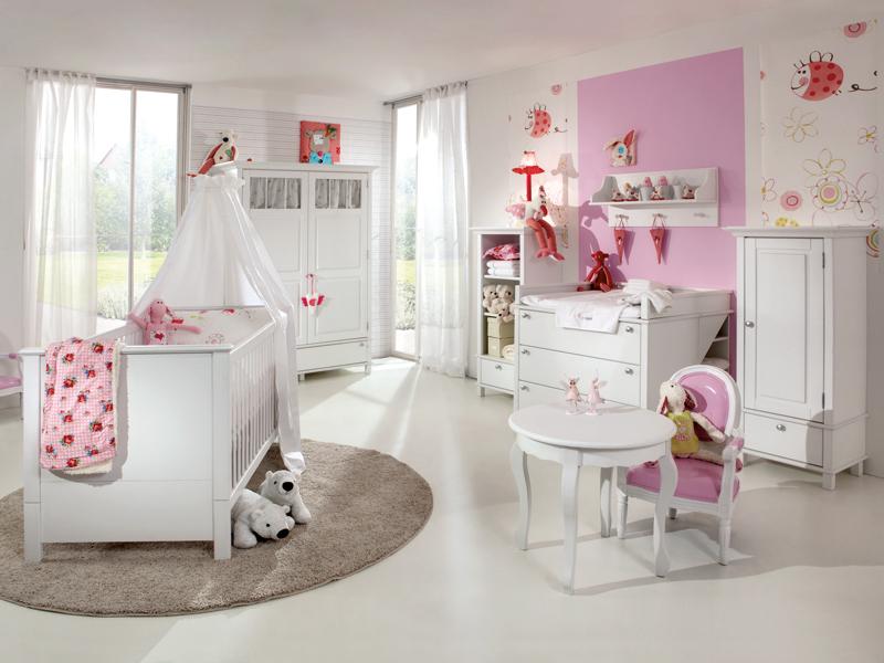 Decorar habitaci n beb ltimas tendencias hoy lowcost - Decoracion para habitacion de bebe nina ...