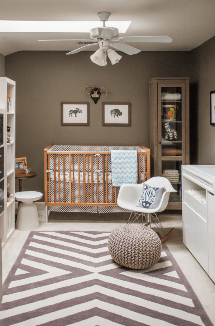 Decorar habitaci n beb ltimas tendencias hoy lowcost for Simple nursery design
