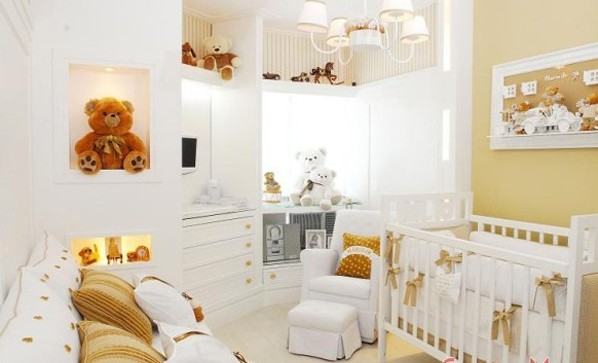 galeria fotos tendencias para decorar cuartos bebe