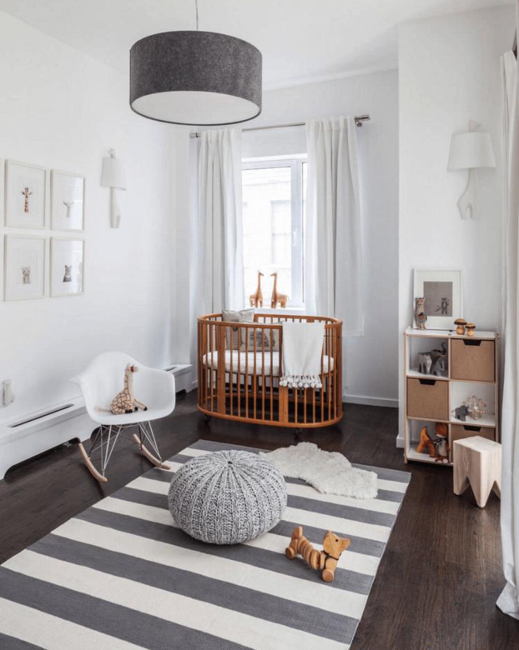 decoracion dormitorios bebés