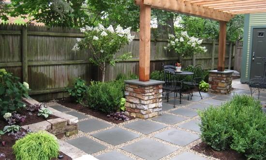 Decoracion jardines rusticos hoy lowcost for Decoracion jardines rusticos