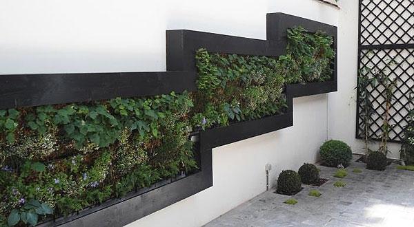 decoracion jardines verticales