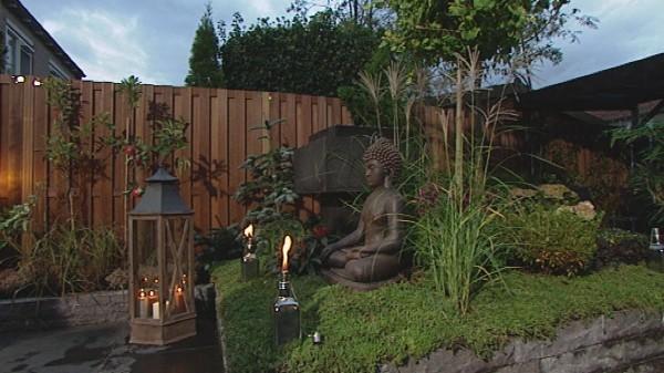 decoracion jardines zen