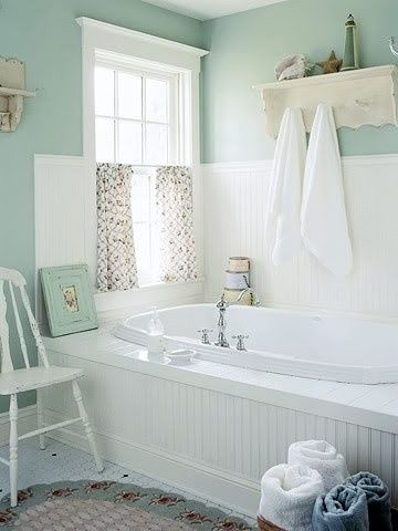 baños de estilo nordico