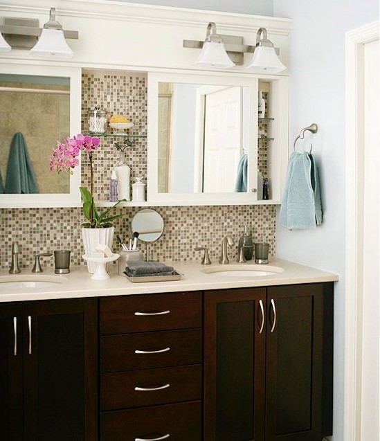 decoracion de baños clasicos