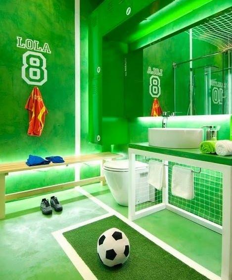 Baños Infantiles Diseno:diseño de baño para niños