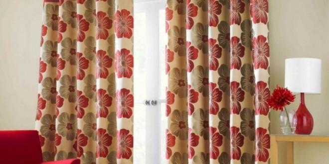 Dise os actuales cortinas salones hoy lowcost - Disenos de cortinas para salones ...
