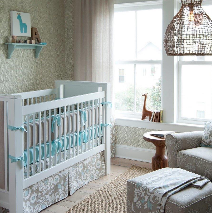 diseños dormitorios recien nacidos