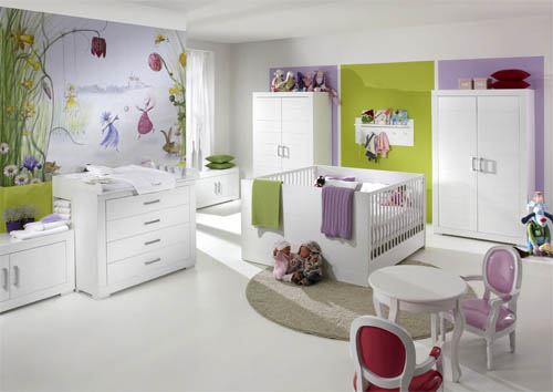 dormitorio infantil decoracion