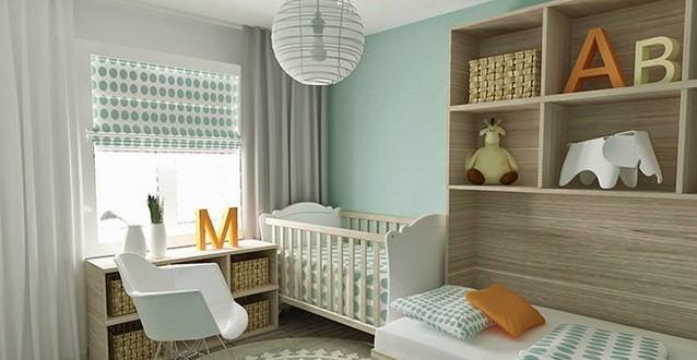 Estores y cortinas de bebe hoy lowcost - Estores para bebes ...
