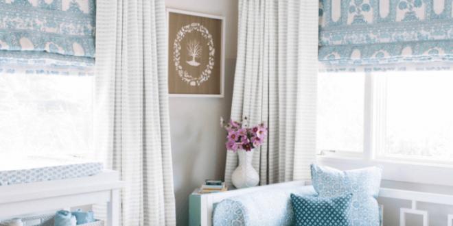 Estores y cortinas habitaciones bebe hoy lowcost for Cortinas para cuarto de bebe