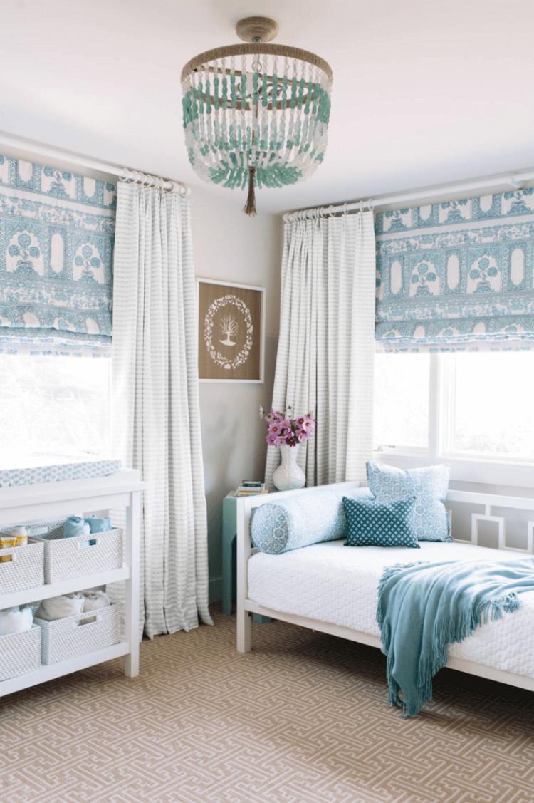 estores y cortinas bebe cuartos para bebe actuales