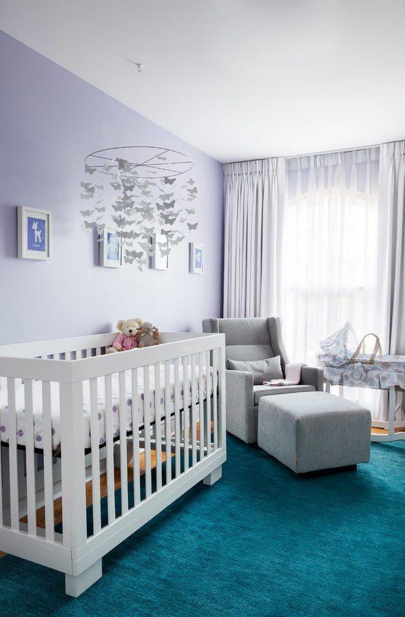 haabitaciones bebes decoraciones