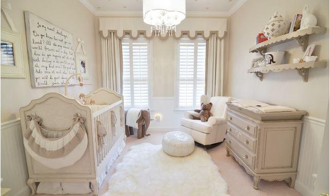 Decorar habitaci n beb ltimas tendencias hoy lowcost - Habitaciones ninos decoracion ...