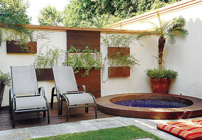 jardin natural decoracion