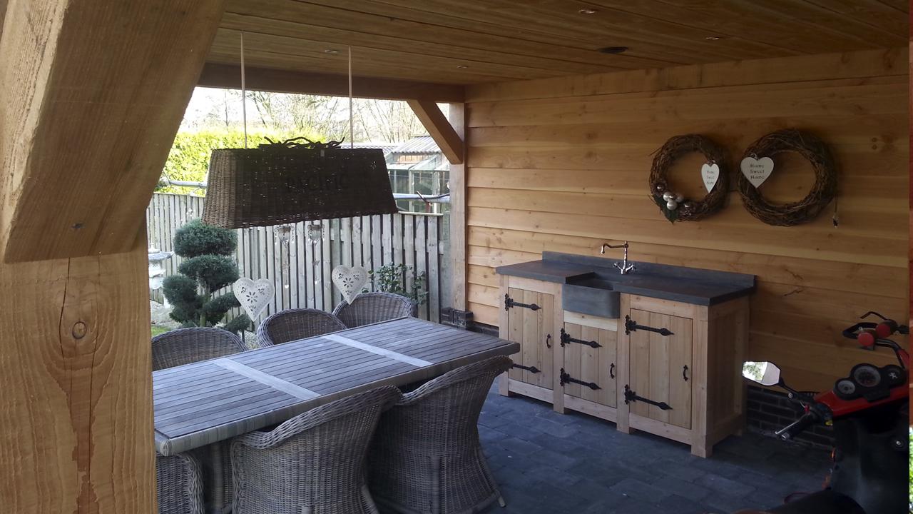 jardines decoracion madera