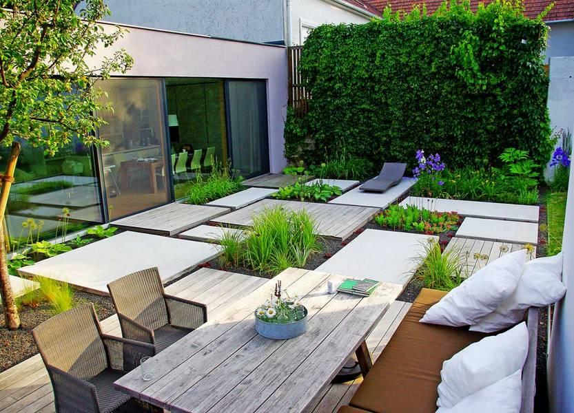 jardines tendencia naturales