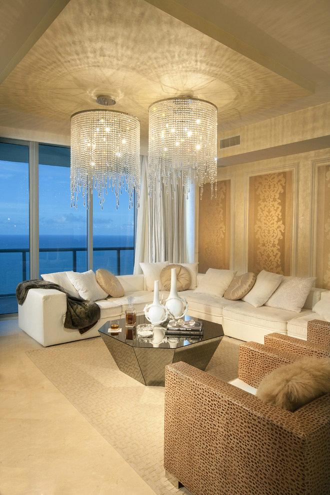 lamparas diseño salones