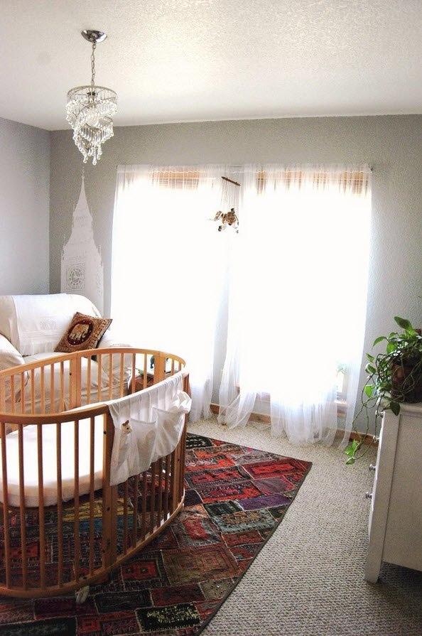 luminosidad cuartos de bebe