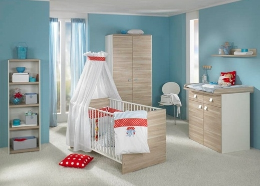 ideas decoracion muebles bebe