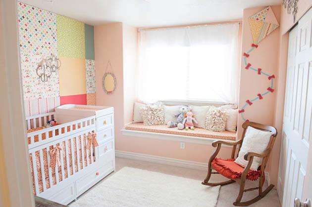 Decorar habitaci n beb ltimas tendencias hoy lowcost - Muebles para bebes ...