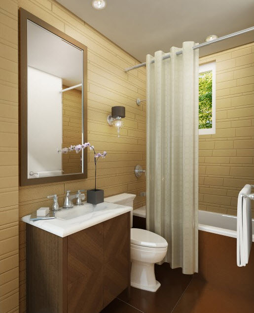 Armarios De Baño Modernos:Small Bathroom Remodel Ideas