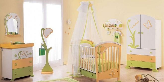 Muebles para bebes de dise o hoy lowcost - Muebles de ninas ...