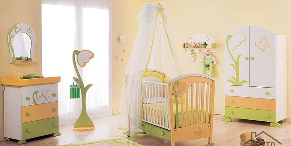 Muebles para bebes de dise o hoy lowcost for Muebles cunas bebes