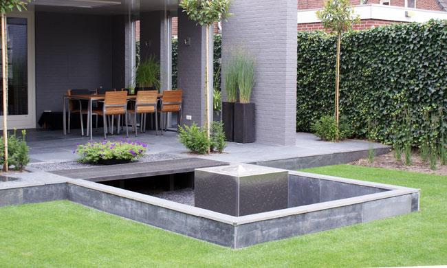 muebles para jardines