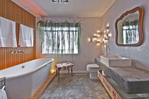 original idea de decoracion de ventanas de baños