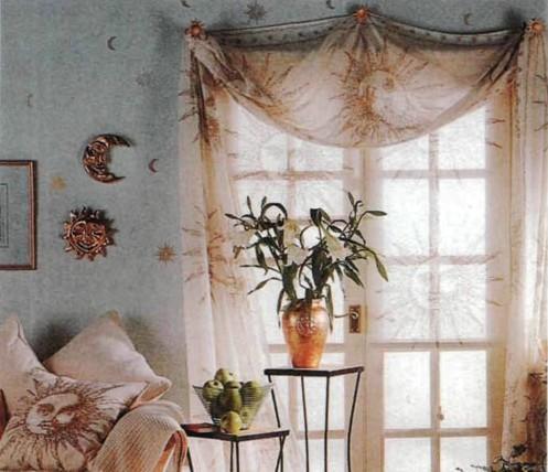 cortinas para ventanas y su protagonismo hoy lowcost
