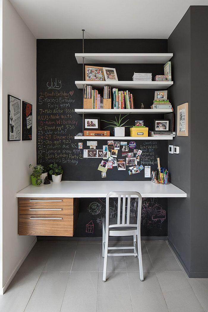 rincon escritorio idea decoracion