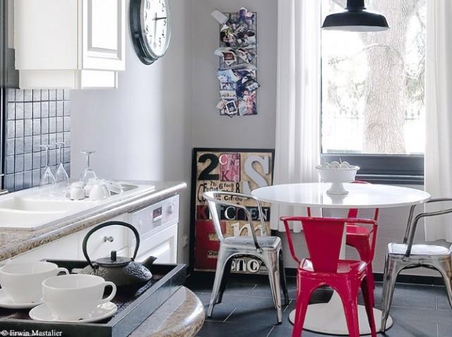 sillas de cocina modernas