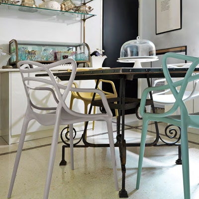 sillas de cocina originales