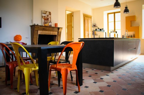 sillas de cocinas de colores   Hoy LowCost