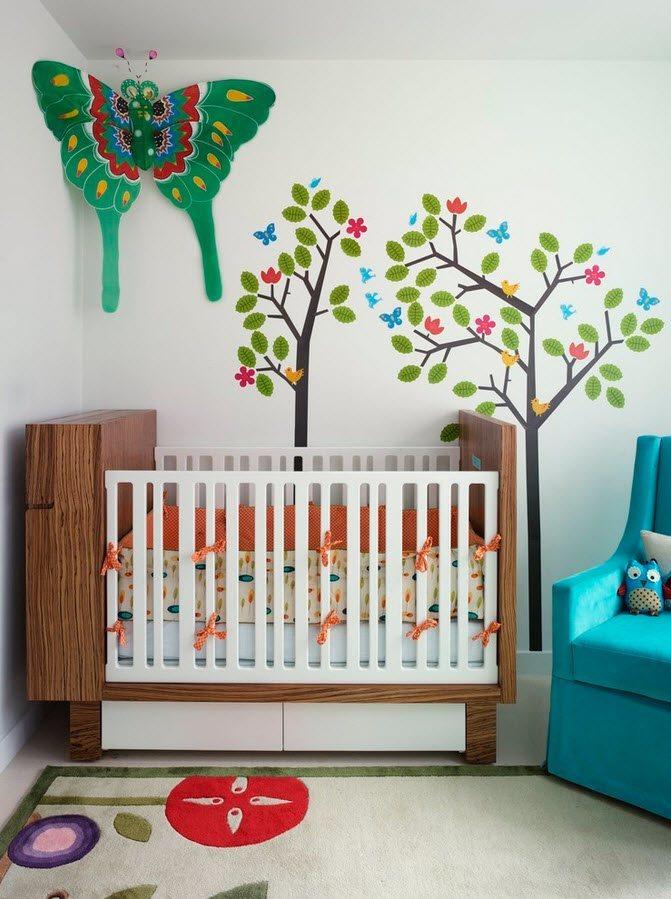 vinilos decorativos paredes bebes